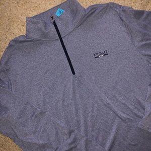 Polo Sport half zip performance jacket